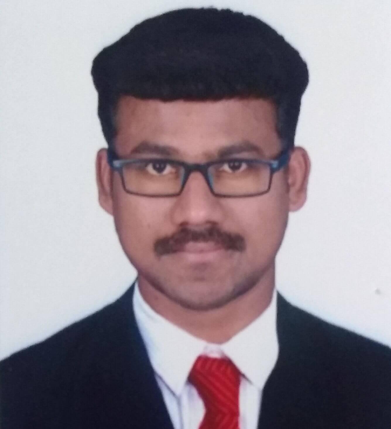 Manimaran M, Senior Field Application Engineer